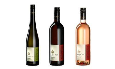 Flaschenfoto Wein Niederösterreich