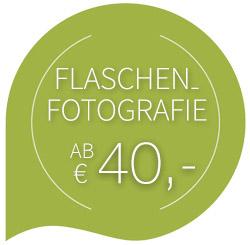 Preis von Flaschenfotografie